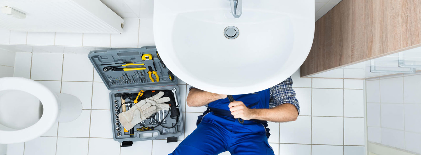 Emergency Plumbers Bromley
